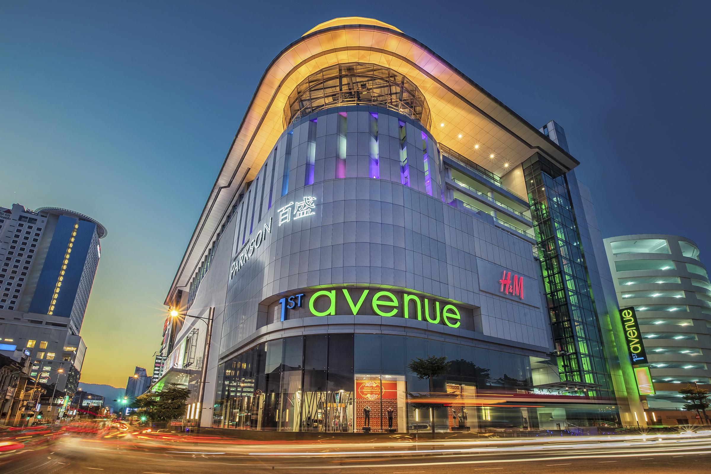 833cab550645a0 1st Avenue Mall